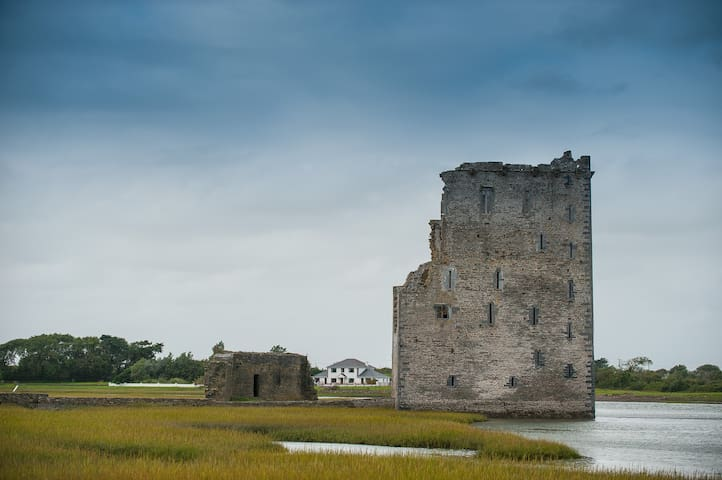 Castle View House - next to Castle! - Ballylongford - Wikt i opierunek