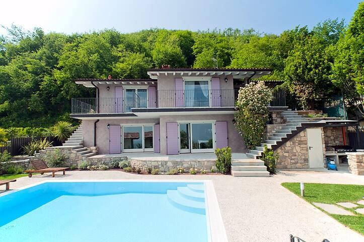Villa Sarah - Lake Garda Villa - Villanuova sul Clisi - Hus