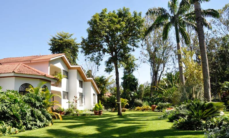 Arusha Palm House