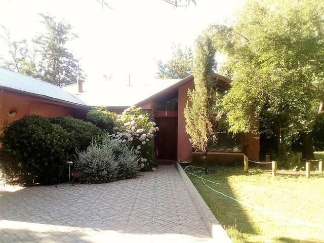 Agradable parcela en el Cajón del Maipo - San José de Maipo - Ház