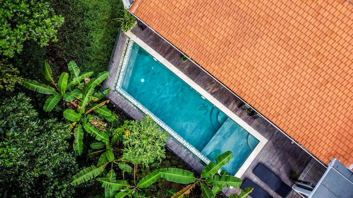 -70% off 3 Bedroom Pool Villa with Jungle View
