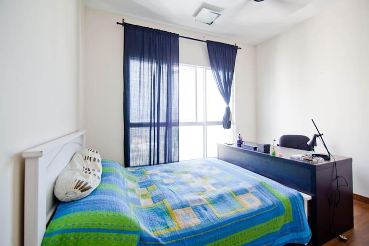 Master bed Room @ Kuala Lumpur - Kuala Lumpur - Departamento