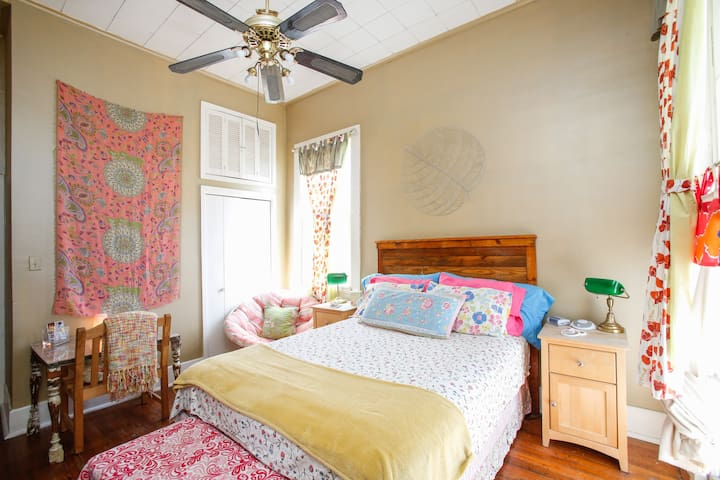Rosie's Cove Holistic Home ❤ Riverbend Gem - New Orleans - Lägenhet
