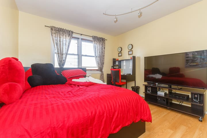ASK ABOUT THE CITY 10min to TIME SQ - Union City - Departamento