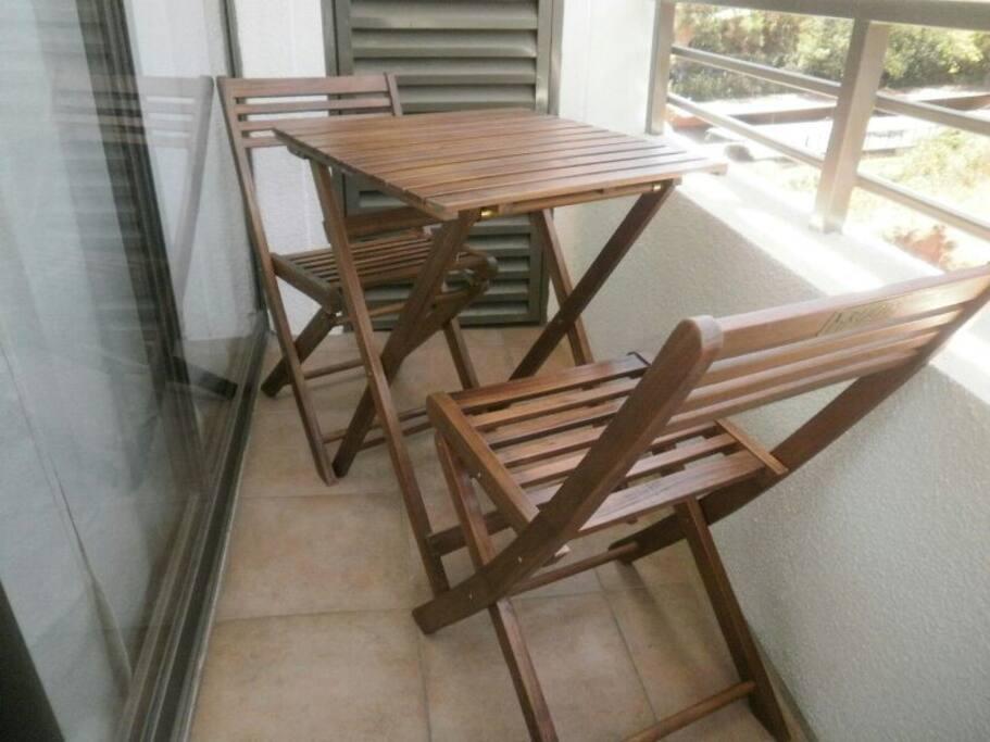 Una terraza para disfrutar de las tardes de verano