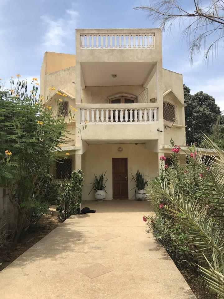 Appartement indépendant au calme à Warang