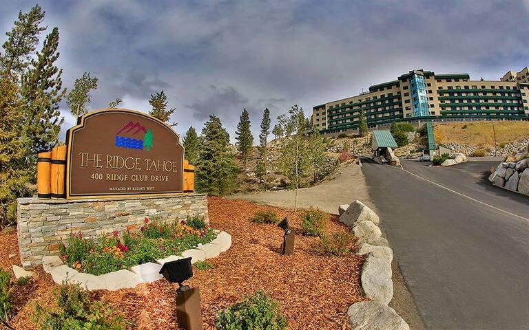 Ski-in Executive Condo - S Tahoe #4 - Stateline - Kondominium