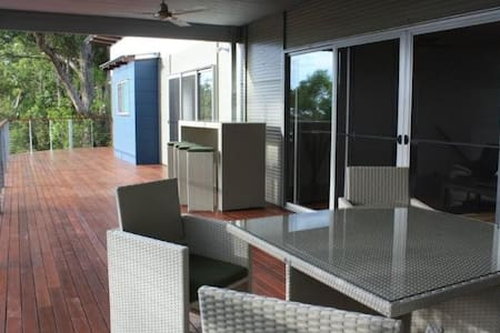 Kingfisher Bay Resort precinct 2 - Fraser Island