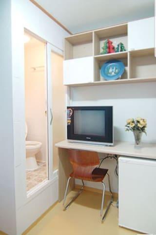 원룸방 개인화장실3