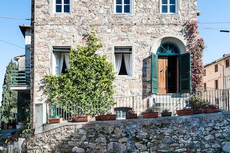 Charming village house - Lucca - Casa