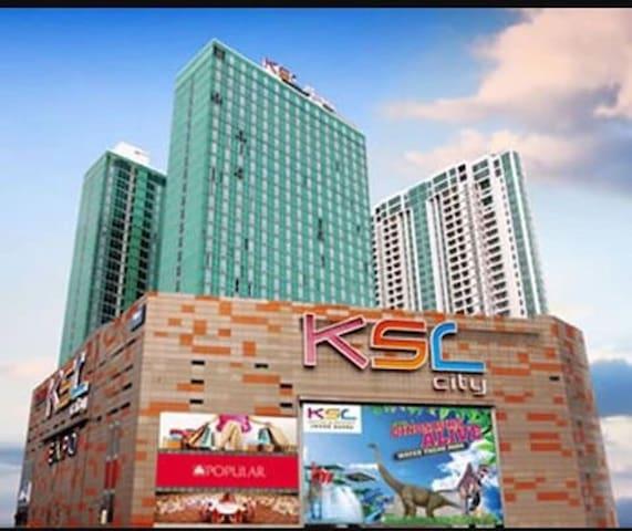 KSL D'Esplanade @KSL city mall