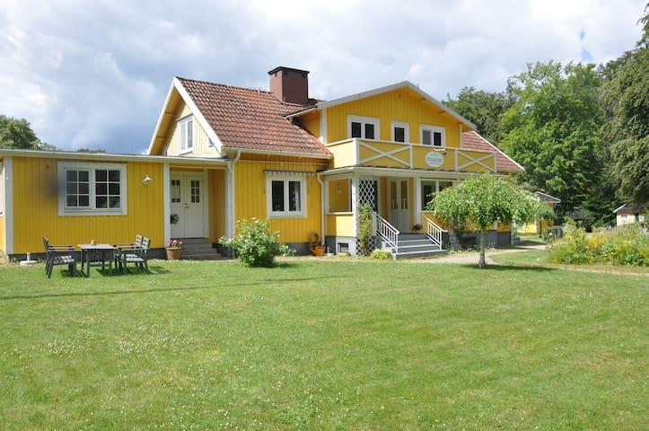 Lägenhet Möckeln (Hotell & Pensionat Björkelund)