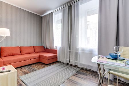 Apartment  Big City Radishcheva 18/2 - Sankt-Peterburg - Wohnung
