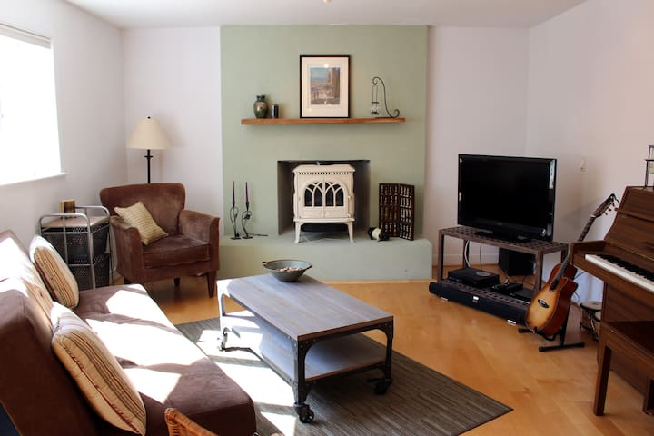 Private, Cozy 2 bedroom Retreat 2 miles from Town - Charlottesville - Apartment