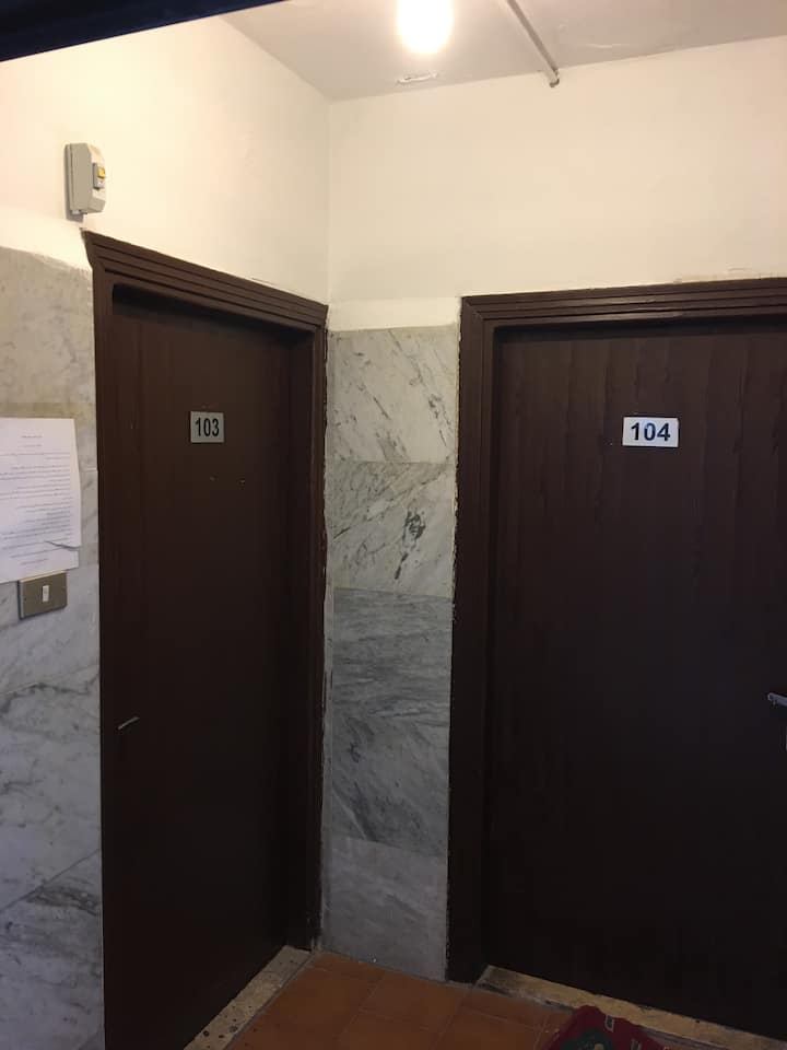 Full serviced apartment