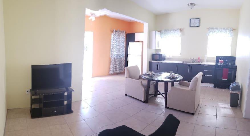 Nevis' Pineapple Apartment
