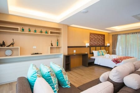 Amazing King Suite - Ocean View - Ao Nang - Boutique-hotelli