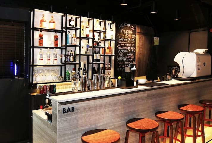 Cube Boutique Capsule Hotel - Singapur - Bed & Breakfast