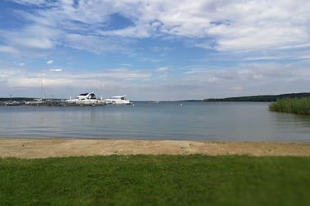 Entspannen auf der Mecklenburger Seenplatte