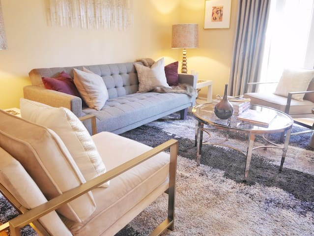 Plaza Condo w/ Luxury Linens 3 - Kansas City - Apartament
