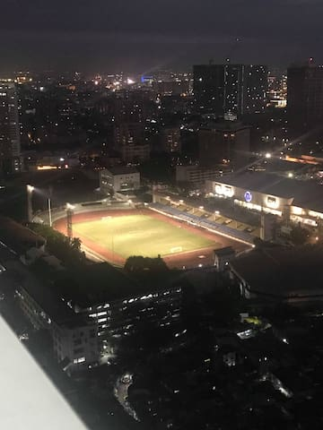 View of Manila@ Green residences
