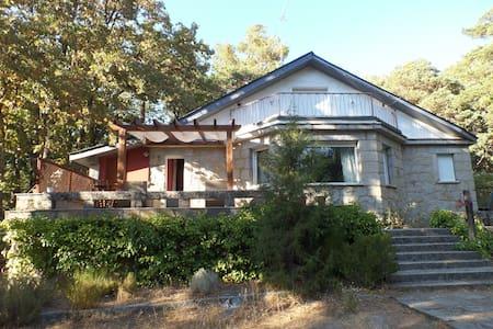 Casa en pleno corazón de la sierra de Guadarrama - Cercedilla