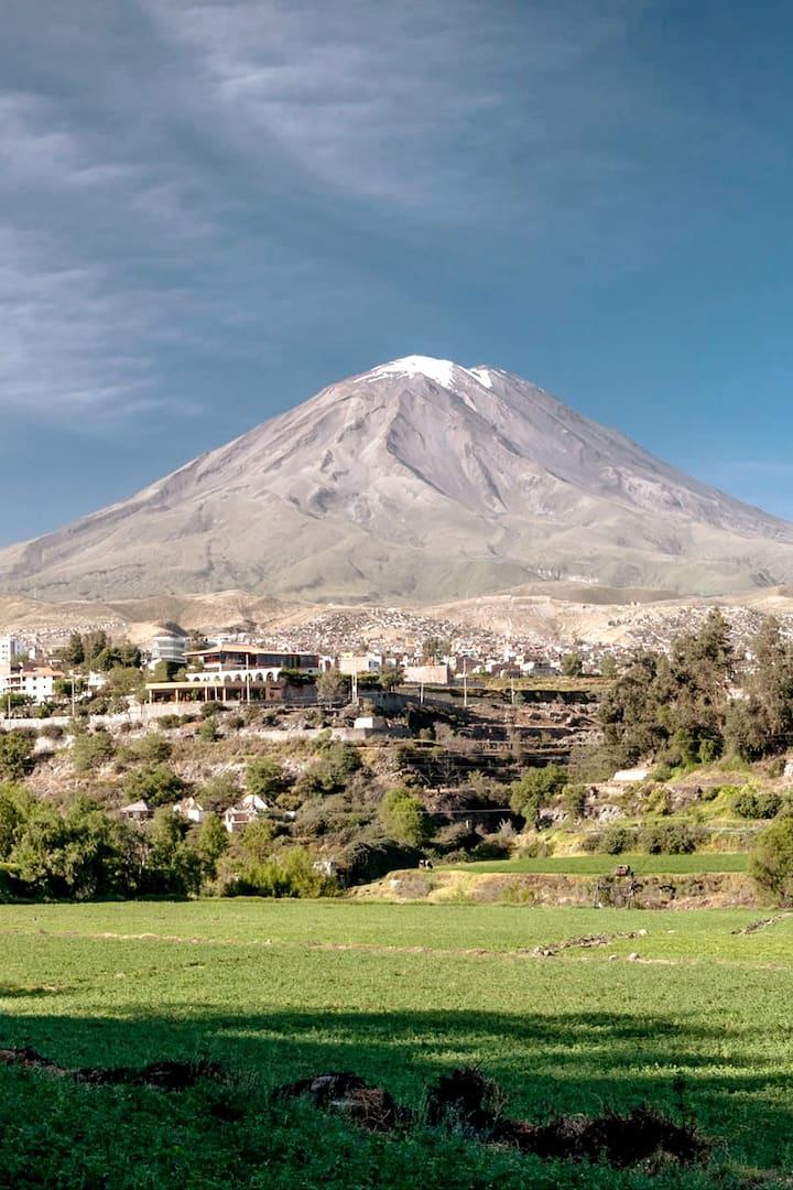 Valle de Chilina