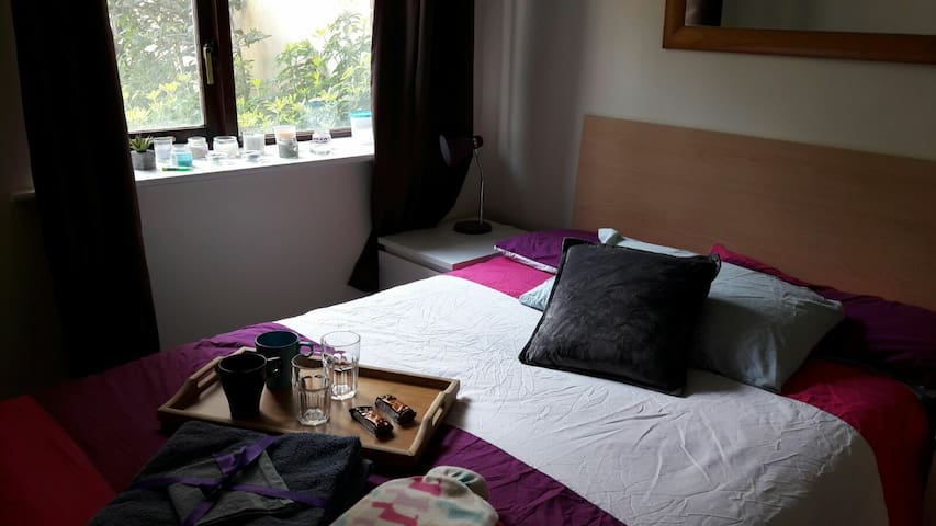 Central cozy dB bedroom Dublin