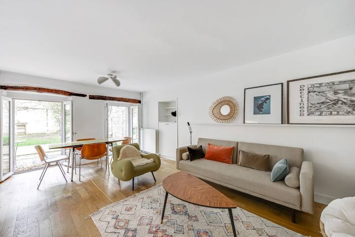 Long Term - 2 bedroom 78m2, rue Rebeval Paris 11