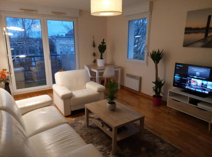 Appartement T2 Centre ville