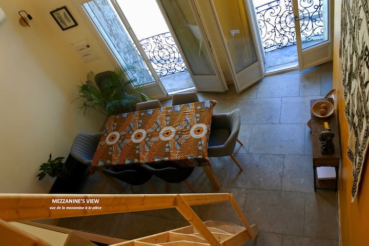 Great apartment in the very heart of Montpellier