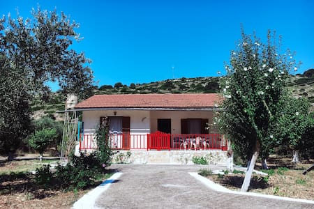 Sunny Summer House in the middle of Cephalonia!