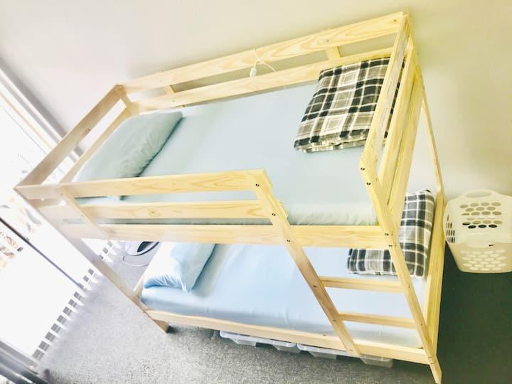 Bunk bed near the medical center - Bunk 6