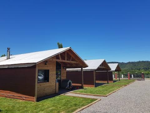Cabañas & Lodge BordeRio