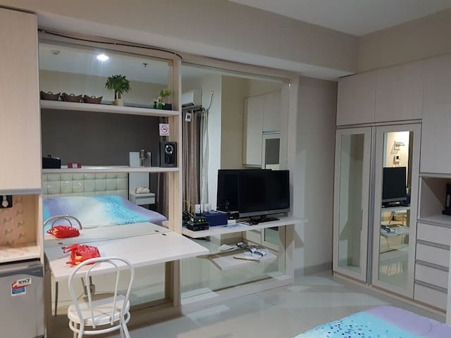 Studio Apartment at Atria Residence Gading Serpong