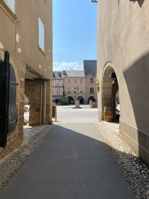 Appartement cœur de village