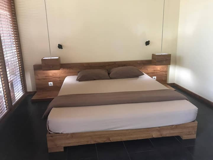 Cozy double room in Design Hotel