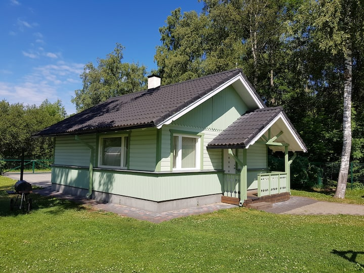 Cozy guest-house