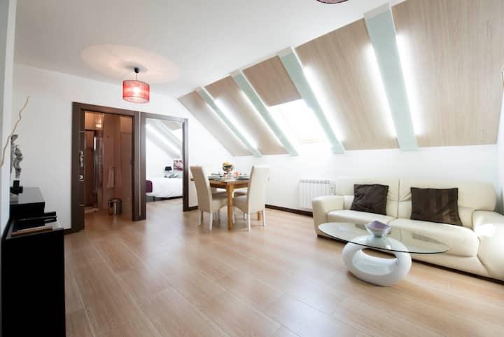 Apartamentos FUENTE REDONDA de 4 a 7 personas