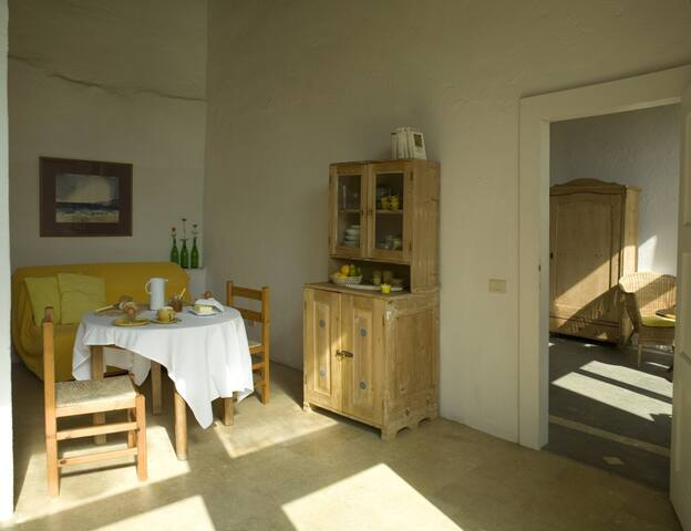 Family apartment La Grapo, Rogaia