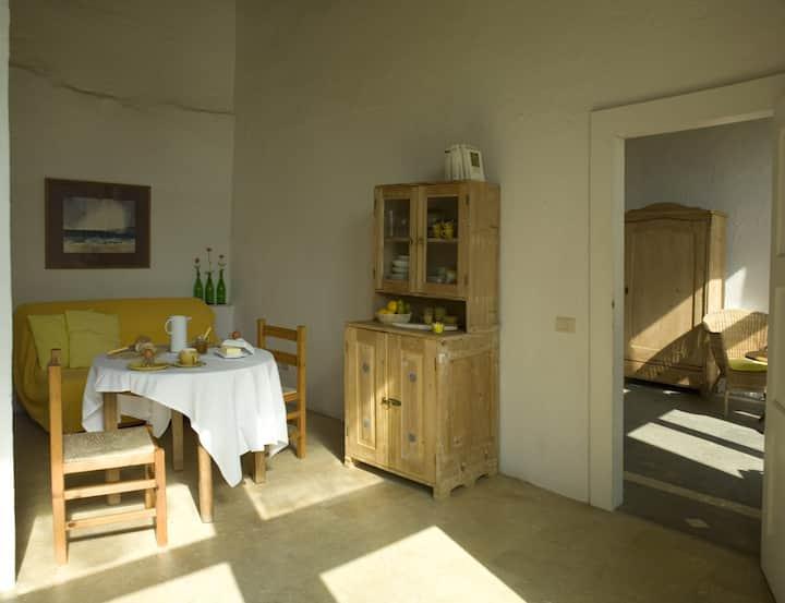 Family apartment La Grapo, Rogaia