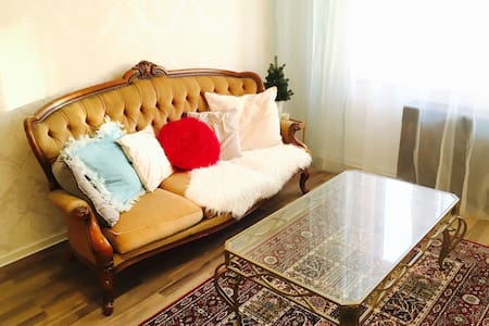 Charming apartment 10 minutes to city center - Praha