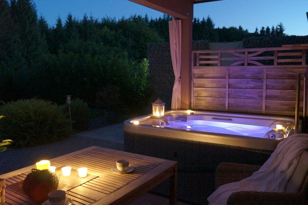 Relax cottage suite cote a zur h user zur miete in pronsfeld for Kleine kamer met water m