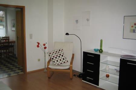 Gemütliches 2-Zimmer Apartment - Wülfrath - 公寓