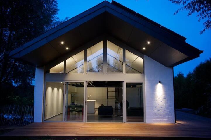 La maison contemporaine