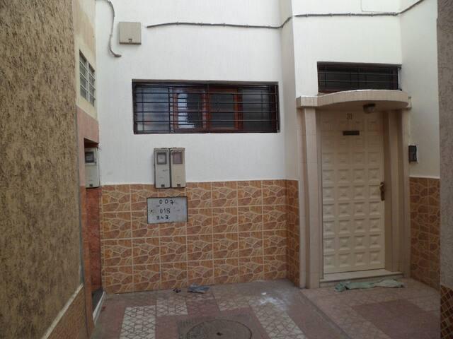 Beach Side Town  House Ref: 1093 - Agadir - Apartamento