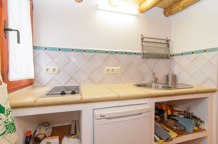 Casa rural en la Alpujarra:silencio - Yegen - Appartement