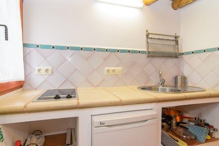 Casa rural en la Alpujarra:silencio - Yegen - Apartment