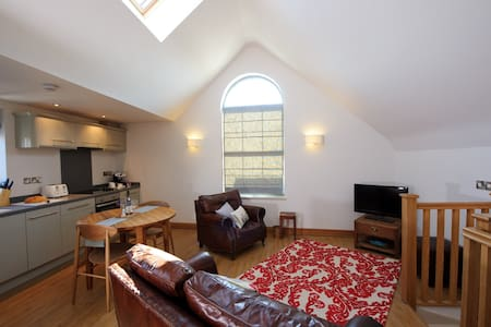 Hermitage Studio with rooftop views - Bridgnorth - Wohnung
