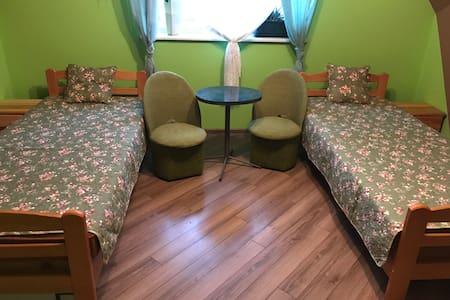 Pokoje u Stiwa w  Piankach koło Łomży nad Narwią